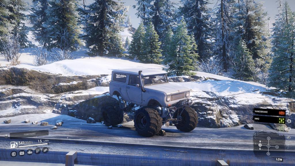Mods for SnowRunner